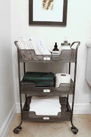 Bathroom Storage Cart Bathroom Storage Cart Spurinteractive