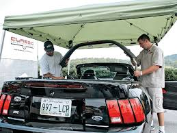 Installing Light Bar Convertible Owners With Light Bars Mustangforums Com