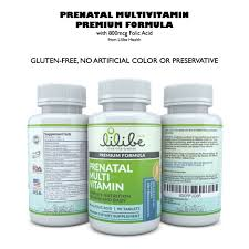 amazon com best prenatal vitamins for pregnancy multivitamins