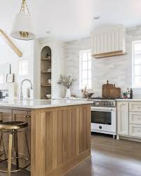 decorating with wood kitchen cabinets 15 neutral kitchen decor ideas with contemporary style