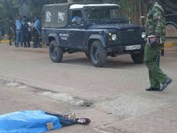 land rover kenya video man shot dead outside us embassy in nairobi the star kenya