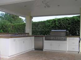 fully functioning outdoor cabinets affordable outdoor kitchens