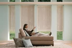 Custom Motorized Blinds Sedona Window Treatments Motorized Solar And Outdoor Shades