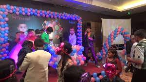 birthday party indore radisson india crazy chaps event organiser