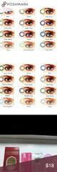 green halloween contacts chart acuvue color contacts color chart