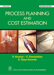 process planning and cost estimation by kesavan