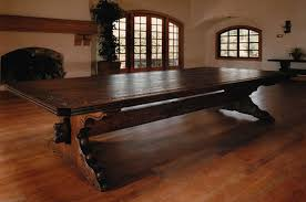 elegant trestle dining room table 74 for your small home remodel