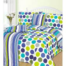 Blue Spot Duvet Cover Blue Bedding Set Shop For Blue Bedding Set At Www Twenga Co Uk