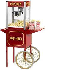 rent a popcorn machine a beautiful theater style popcorn machine rental which includes