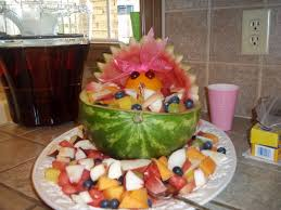 fruit salad baby shower image collections baby shower ideas