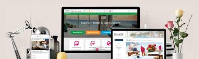 new hotel website u0026 digital marketing starting at 150 mth vizlly