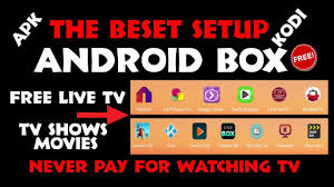 apk setup complete apk and kodi setup for any android tv box all devices