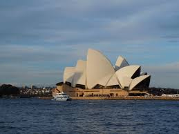 sydney opera house travel information facts map best time to