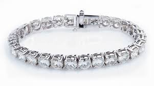 fashion diamond bracelet images Story behind diamond tennis bracelet atelier eline private