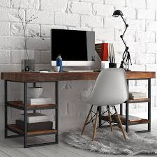 study table and chair study table chair in fusion master bed room 2bhk rentechdesigns