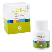 info lengkap produk susu kalsium dan zinc tiens penggemuk badan yang