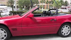 1995 mercedes benz sl 500 47k miles youtube