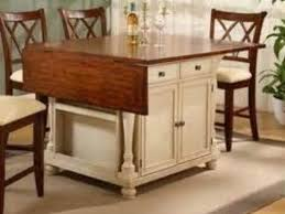 Kitchen Bar Table With Storage Island Kitchen Table With Storage Roselawnlutheran