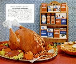 the thanksgiving recipes for traditional dishes 1975