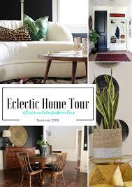 Eclectic Home Decor 2016 Summer Eclectic Home Tour Domicile 37