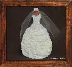 reclaimed paper wedding dress retrobellish