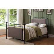 upholstered king sized beds