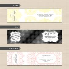 label design templates png blank colorful labels made of leather design templates vector