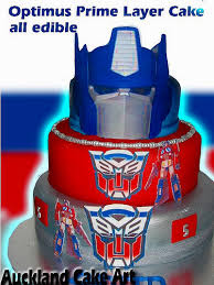 optimus prime birthday party contemporary optimus prime birthday cake gallery best birthday