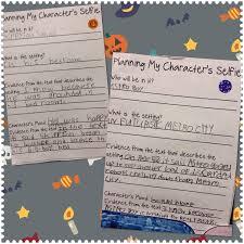 halloween themed character traits bulletin board esl gem