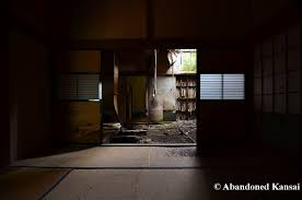 abandoned traditional japanese house abandoned kansai