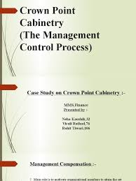crown point cabinetry case study pptx strategic management