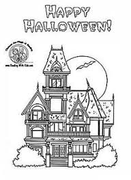haunted house coloring pages coloring pages wallpaper