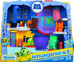 giveaway win monsters scare factory playset imaginext