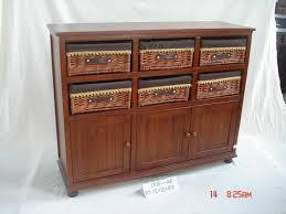 kitchen brown wood base cabinet metal drawer organizer white
