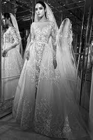 zuhair murad bridal zuhair murad s fall 2017 bridal collection arabia weddings