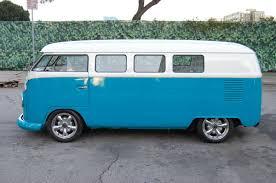 volkswagen minibus 1964 1964 vw bus chop top