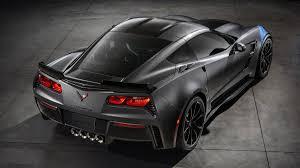 2nd corvette chevrolet corvette grand sport black metallic amazing