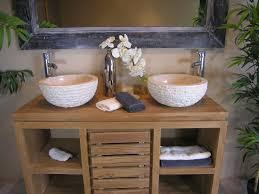 meubles en teck massif indogate com meuble salle de bain bois massif