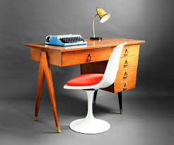 mid century modern desk chairs for home cheap mid century modern