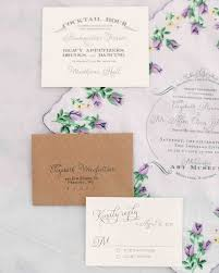 vintage wedding invitations vintage wedding invitations martha stewart weddings