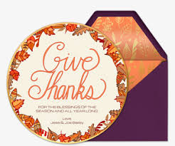 thanksgiving cards free invitations