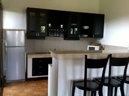 kitchen small kitchen breakfast bar design countertop ideas with