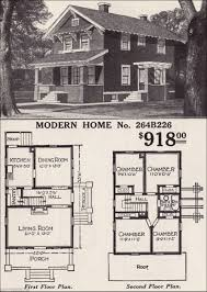 Sears Catalog Homes Floor Plans by Totally Cool Article About Flat Pack Homes From Sears 1908 1940