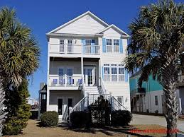 awesome floor plan at 4br home on canal homeaway surf city