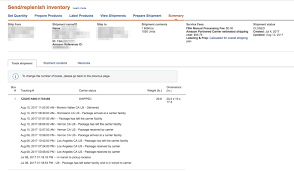 amazon black friday los angeles amazon delivery tracking your shipment after shipping with