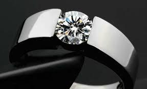 promise ring for men 18k real white gold white gold promise rings for men new promise