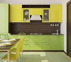 cuisine jaune et verte nos suggestions pour une déco cuisine jaune et vert
