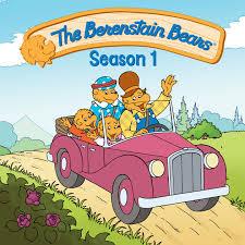 barenstein bears the berenstain bears season 1 on itunes
