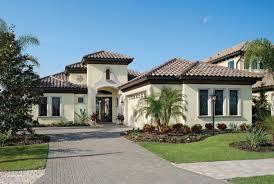 florida home designs amazing 3 florida style plans mediterranean