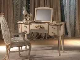 Folding Vanity Table Furniture Beautiful Classic Modern Tuscan Style Makeup Vanity